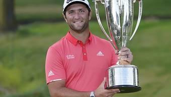 Jon Rahm ist in kurzer Zeit zu einem der weltbesten Golfer aufgestiegen