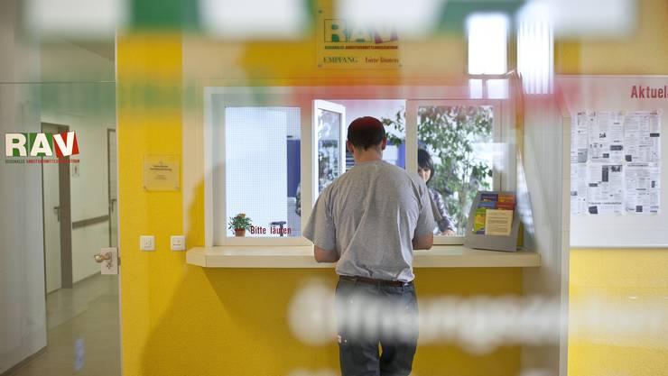 Der starke Franken schlägt durch. Die Arbeitslosigkeit in der Schweiz steigt. (Symbolbild)