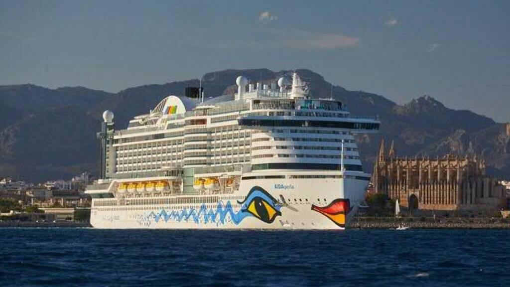 Kreuzfahrtschiffe von Aida sollen im Sommer im Mittelmeer wieder in See stechen. Saisonbeginn ist am 10. Juli.(Bild von Aida Cruises)
