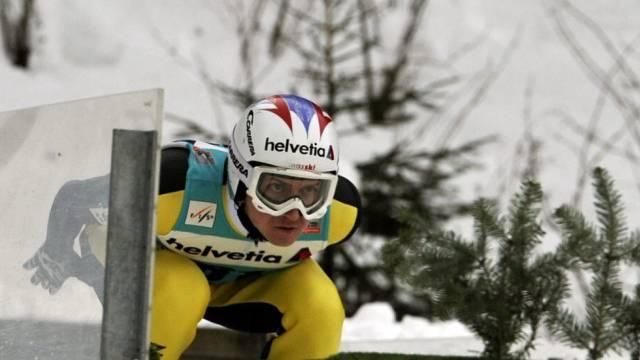 Simon Ammann scheiterte bereits im ersten Durchgang.
