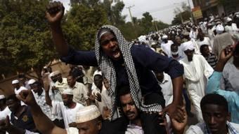 Anti-Regierungs-Proteste im Sudan