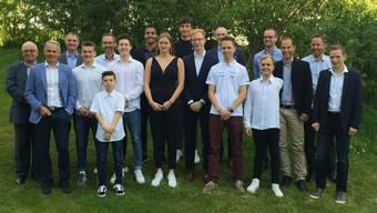 Am Montagabend wurde der erfolgreiche Unihockey-Klub von der Solothurner Regierung mit einem Sportförderpreis über 12'000 Franken geehrt.