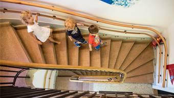 Ob Kinder wie hier in der Kita Hexenburg oder einer anderen untergebracht sind, spielt in Sachen Finanzierung eine Rolle.