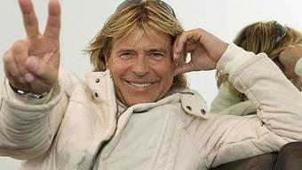 Der Schlagerstar und frühere Skirennfahrerer Hansi Hinterseer (Archiv)