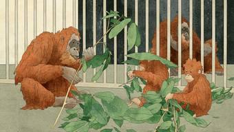 Dieses Kinderbuch enthält Palmöl