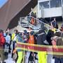 In Verbier drängten zahlreiche Wintersportler auf die Pisten.