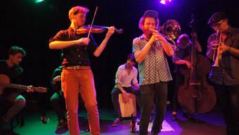 ThiK Theater im Kornhaus: Eröffnungsfeier der Saison 2016/17 mit der Pamplona Grup
