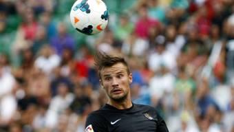 Real Sociedads Haris Seferovic für einmal ohne Tor.