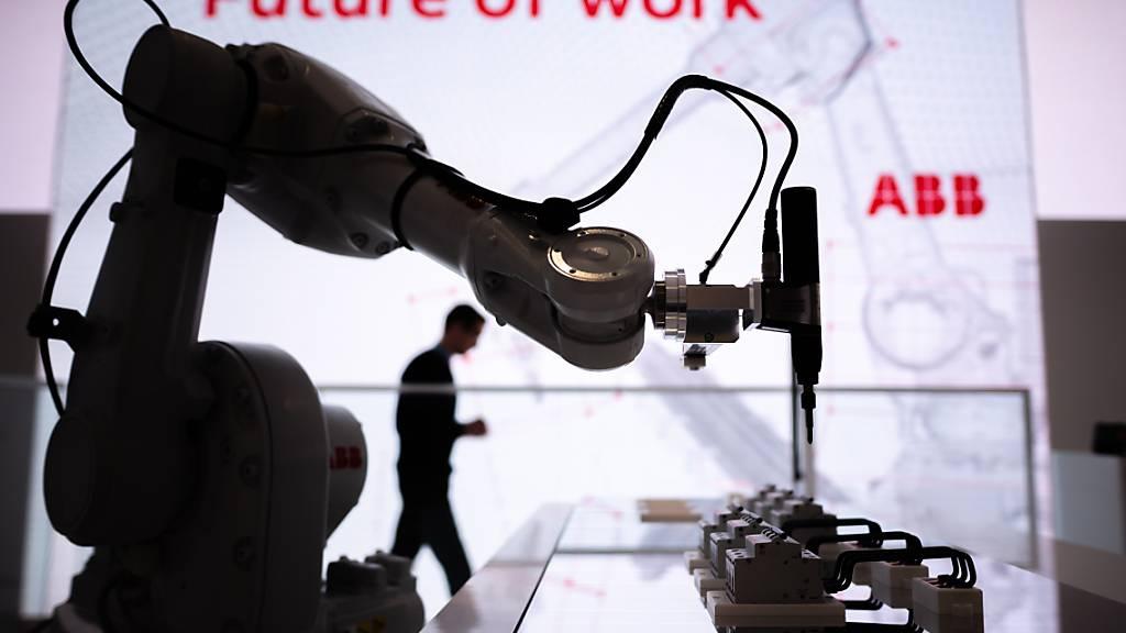 ABB setzt auf Roboter-Boom in der Baubranche