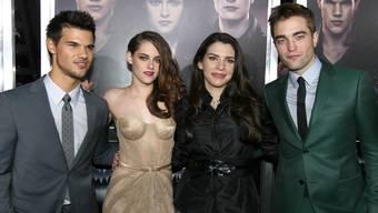 """Die Protagonisten aus """"Twilight"""" bei der Premiere in Los Angeles"""