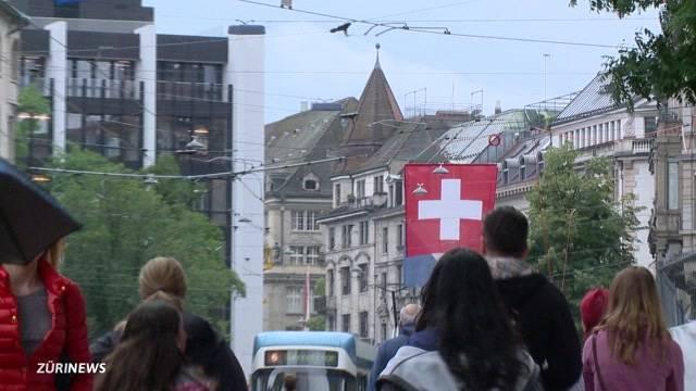 Schweiz verzeichnet weitherin hohe Zuwanderung