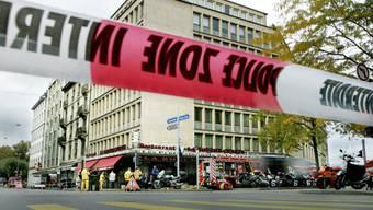 Der Vorfall in dieser Strasse in Genf führte zur Schliessung des US-Konsulats. (Archivbild)