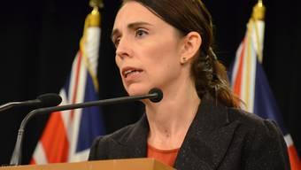 Will die Hintergründe zum Massaker von Christchurch aufklären lassen: Neuseelands Premierministerin Jacinda Ardern. (Archivbild)