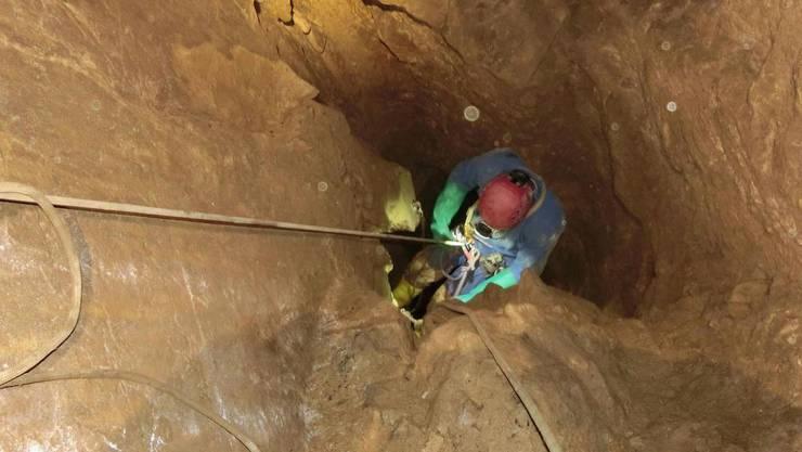 Rund 10 000 Höhlen haben Forschende in der Schweiz schon entdeckt. (Symbolbild)