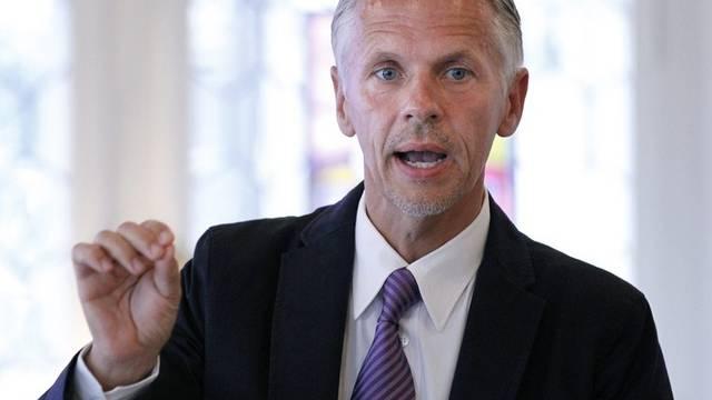 Ole Wiesinger verdiente letztes Jahr mehr als Bundesrat Burkhalter (Archiv)
