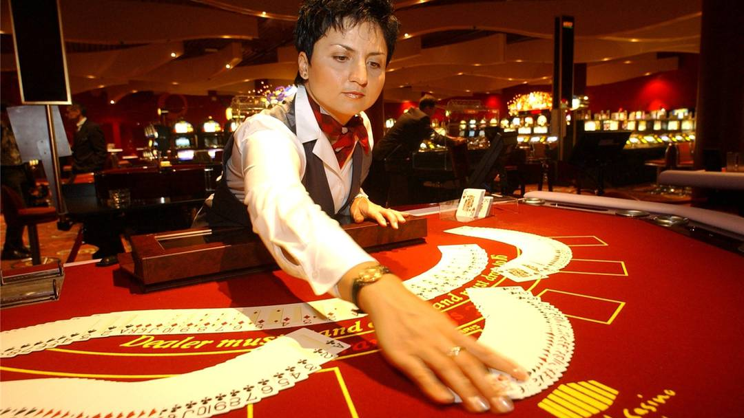 Das Grand Casino Baden ist bereit für die Eröffnung.