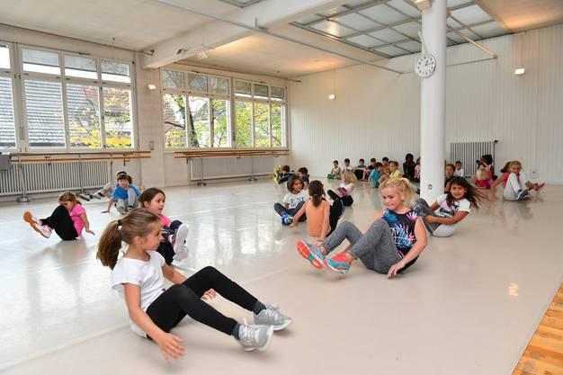 Der Kurs entstand in Zusammenarbeit von Tanzinolten und der Direktion Bildung und Sport.
