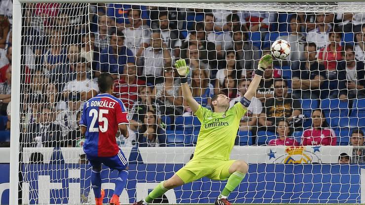 Auch wenn der Gegner Real Madrid heisst, im Fokus des FCB steht der Sieg.