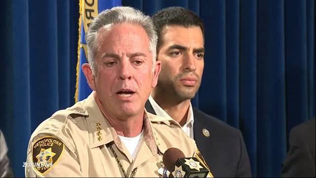 Amerika rätselt um Todesschützen von Las Vegas
