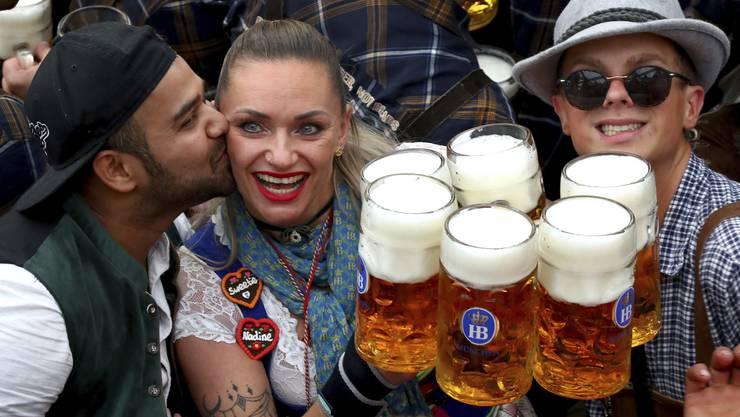 Ozapft is! 50 schöne Bilder vom Münchner Oktoberfest