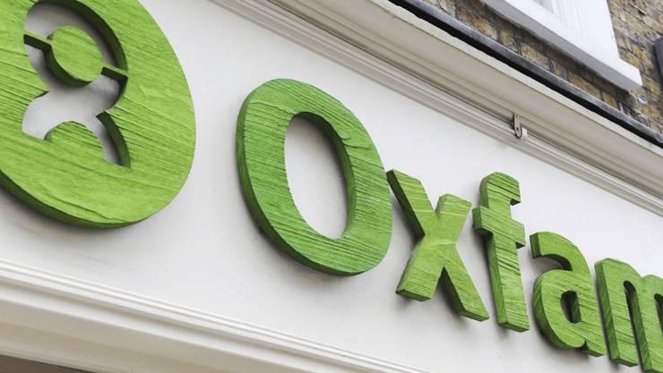 Bei der Hilfsorganisation Oxfam soll es im vergangenen Jahr 24 Fälle von sexuellen Übergriffen gegeben haben; 19 Mitarbeiter wurden entlassen. (Archivbild)