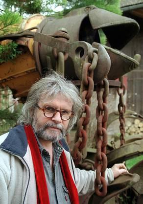 Peter Burkhart erhielt im Dezember 2000 den Kulturpreis des Kanton Bern.