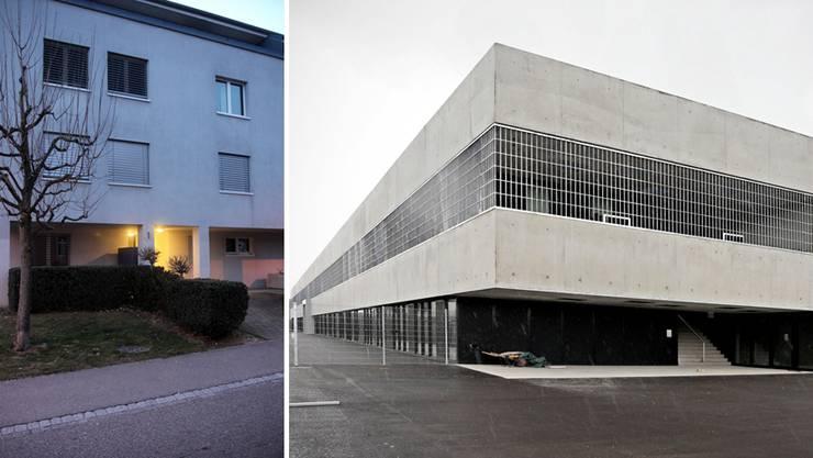 Strafort: In der neuen Solothurner Justizvollzugsanstalt Schachen in Deitingen befindet sich der Täter im Massnahmenvollzug, fühlt sich dort aber als 20-Jähriger nicht am rechten Ort untergebracht.
