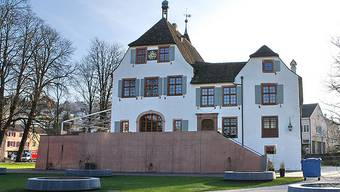 Im keller des Schlosses brannte der Tumbler (Archiv)