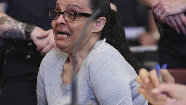 Erstach zwei ihr anvertraute Kinder mit einem Küchenmesser: die ehemalige Kinderfrau einer New Yorker Familie.