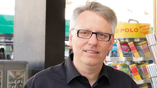 Gespräch mit Jens Stocker der Buchhandlung Bider&Tanner.