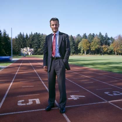 Der Direktor des Bundesamtes für Sport wurde auch schon als «Sonnengott von Magglingen» bezeichnet. Er bleibt der wichtigste sportpolitische Einflüsterer des Bundesrats.
