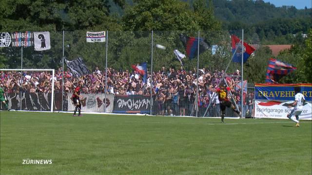FC Basel zu Besuch bei Wettswil-Bonstetten