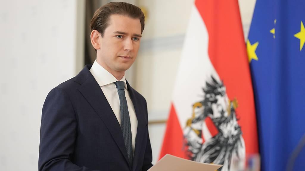 Kurz einstimmig zum ÖVP-Fraktionschef gewählt