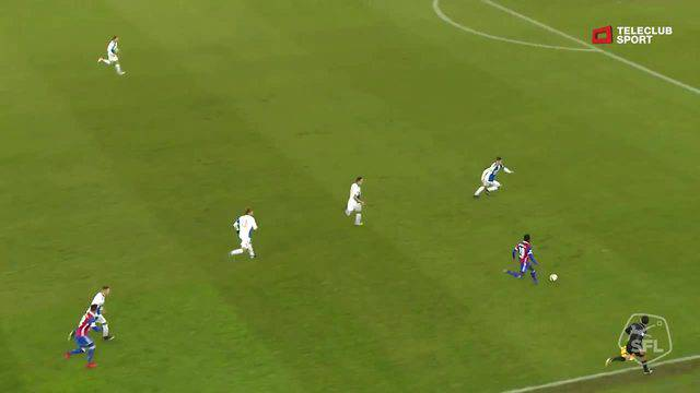Videohighlights GC - FC Basel, 17.12.2017, 61. Minute