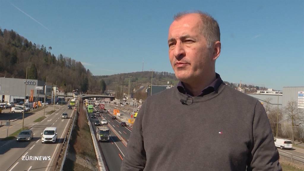 Gefährliche Baustelle auf der A1 bei Winterthur: Chauffeure sind besorgt