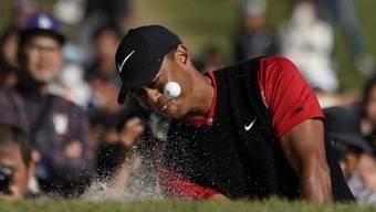 Tiger Woods egalisierte eine historische Bestmarke