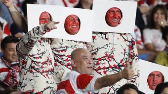 Die Herzen erobert: Japans Rugby-Fans sind überaus kreativ