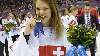 Florence Schelling: Wahl zur wertvollsten Spielerin des Turniers