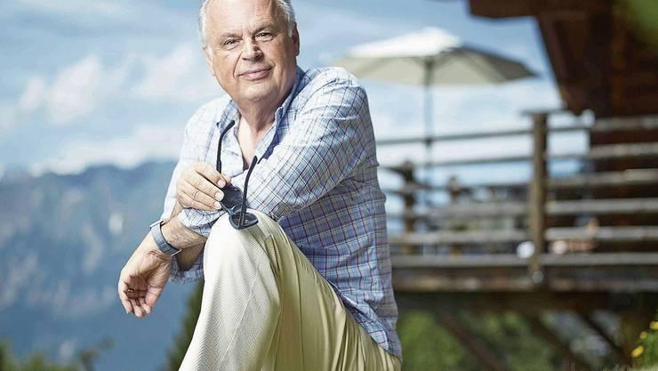 Martin Engstroem, 67, mischt seit fast 50 Jahren in der Klassikwelt mit.