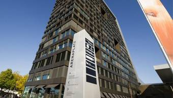 Das Hauptgebäude der ricardo Group in Zug (Archiv)