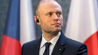 Maltas Premier Joseph Muscat soll abtreten.