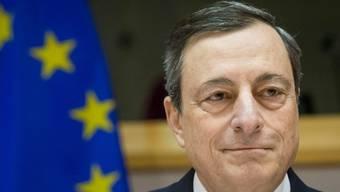 EZB-Präsident Mario Draghi: Die Europäische Zentralbank wirft noch mehr Geld auf den Markt, um die Konjunktur anzukurbeln.