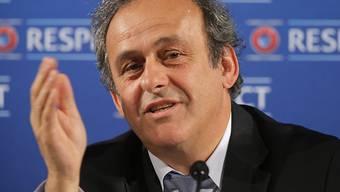 Michel Platini fehlt vorderhand auf der Liste der zugelassenen Kandidaten für die FIFA-Präsidentschaft