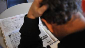 Der Bundesrat will eine gezielte Überbrückungshilfe für ältere Arbeitslose einführen. (Symbolbild)
