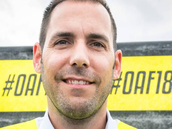 Matthias Graf, Mediensprecher Kantonspolizei Thurgau.