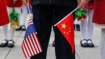 Gemäss einer Studie der japanischen Ingenieurfirma Astamuse meldet China bereits die weltweit zweitmeisten KI-Patente an – nur in den USA sind es mehr.