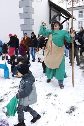 Ättirüedi in Bad Zurzach