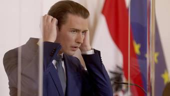 Die Ibiza-Affäre betrifft auch Sebastian Kurz.