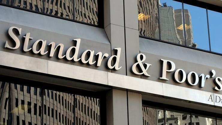 """Die Ratingagentur Standard & Poor's bestätigt """"AA+""""-Bewertung für den Kanton Baselland. (Symbolbild)"""
