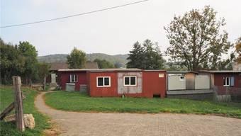 Die Unterkunft in der Geisswies: Hier wohnen aktuell 20 allein stehende Männer.